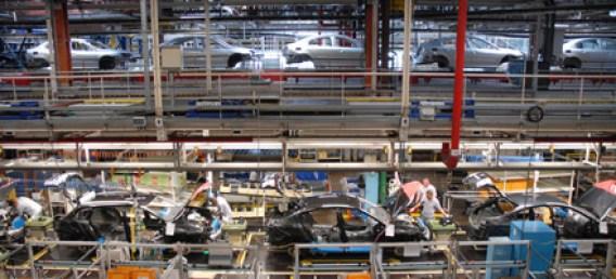 renault l 39 usine de sandouville f te ses cinquante ans blog automobile. Black Bedroom Furniture Sets. Home Design Ideas