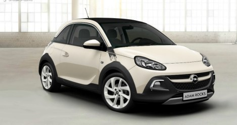 nouvelle opel adam rocks le baby crossover des villes tarifs quipement blog automobile. Black Bedroom Furniture Sets. Home Design Ideas