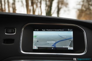 Essai Volvo V40 Cross Country GPS