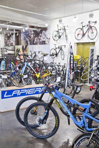 HIBIKE Laden Kronberg: Lapierre & SantaCruz