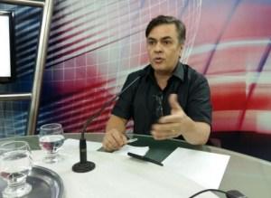 Senador Cássio Cunha Lima (PSDB).
