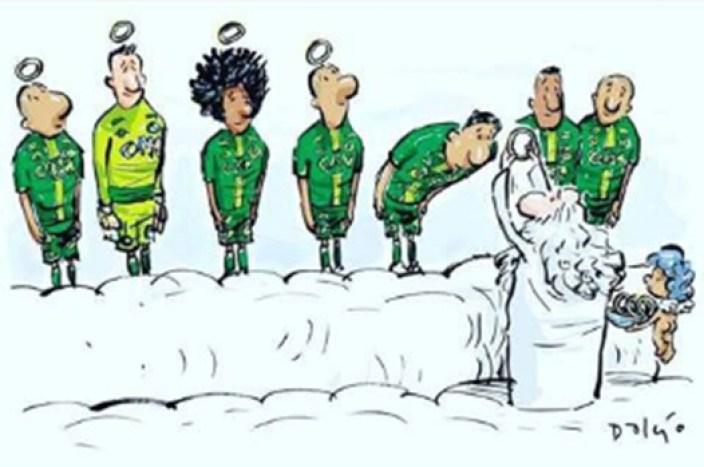 chapecoense-caricatura