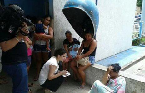 Equipe da Inter TV volta a registrar superlotação e drama de quem precisa de atendimento no Hospital Regional de João Câmara