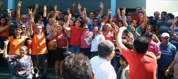 Dr. Gustavo lança pré-candidatura pela oposição em Assú