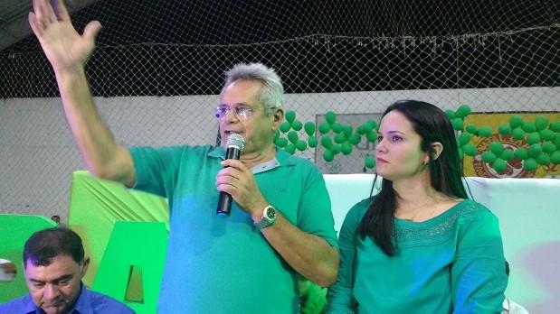 Convenção homologa candidaturas de Mara e Serivan em Riachuelo