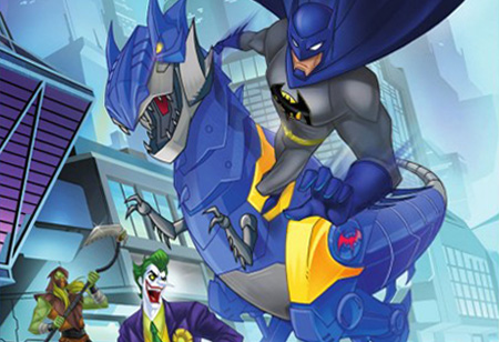 Recorte de la carátula de Batman Unlimited: Monster Mayhem (2015)