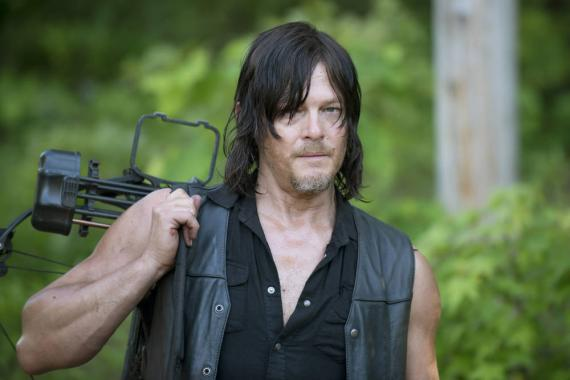 Imagen de The Walking Dead 6x01: First time again