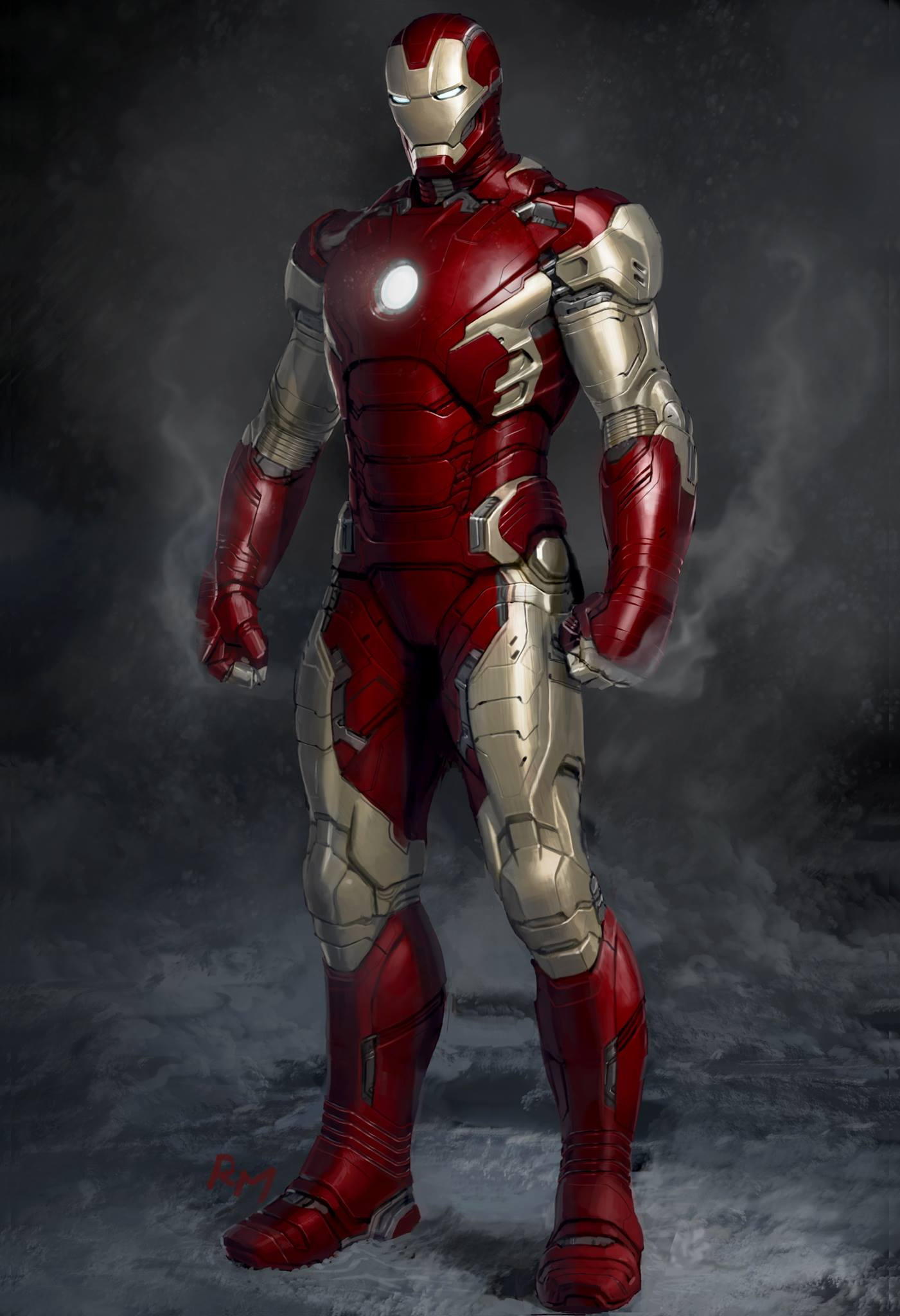 Avengers Infinity War Mark 48 Speculation