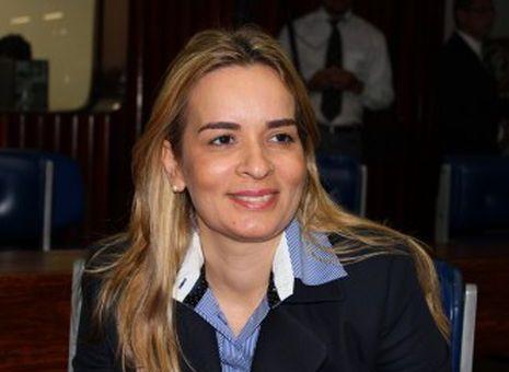 deputada estadual Daniela Ribeiro (PP)