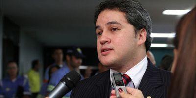 deputado federal Efrain Filho (DEM)