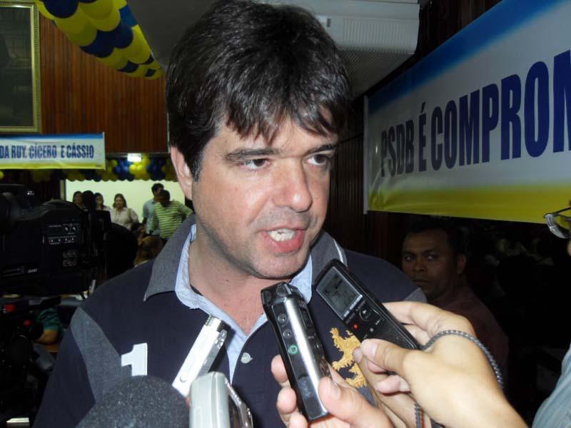 PSDB rejeita qualquer tipo de apoio de Netinho a Emerson Panta em Santa Rita