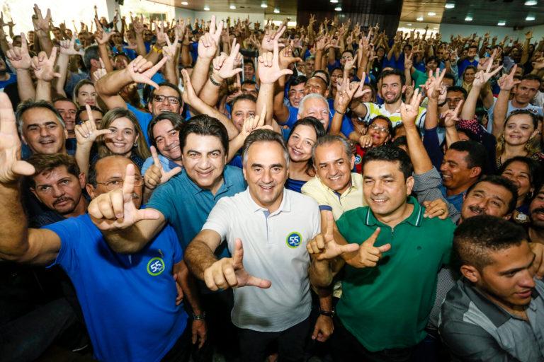 Eleições 2018: Luciano Cartaxo é o grande favorito na disputa para o Governo do Estado