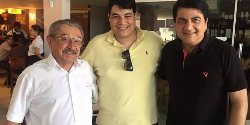 Juventude do PMDB lança pré-candidatura de Maranhão ao Governo do Estado