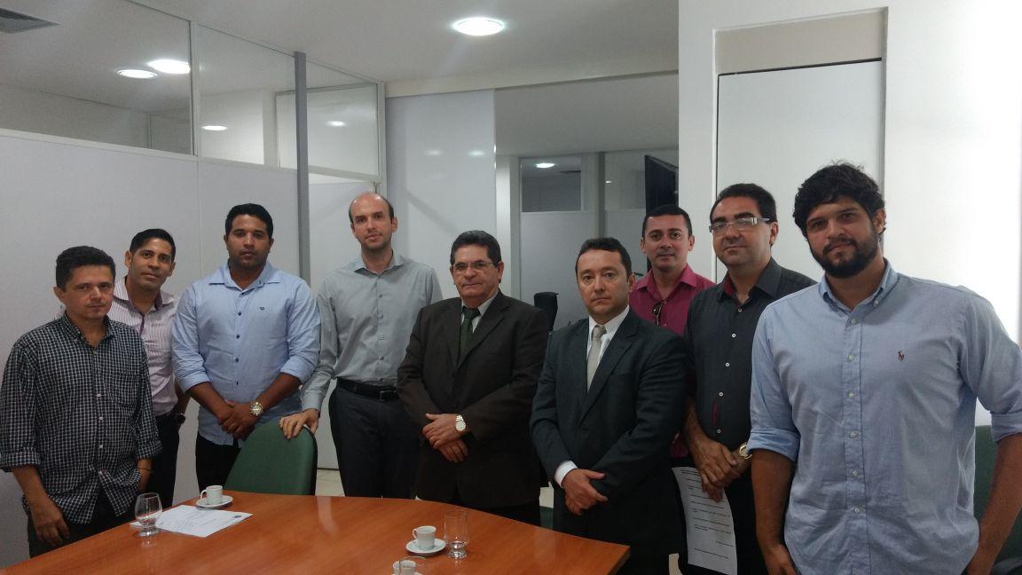 Magistrados prometem solução para conflito entre cartório e construtores de Santa Rita