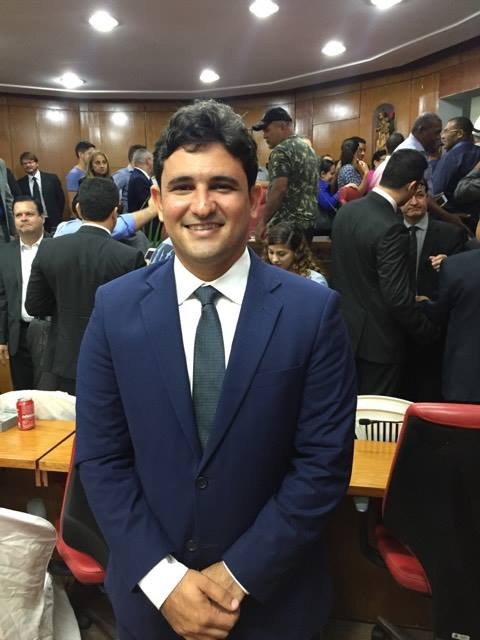 Vereador solicita audiência pública para discutir segurança em João Pessoa