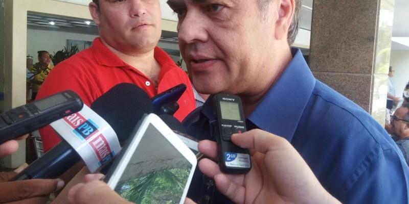 Exclusivo: Cássio defende José Maranhão para coordenação da Bancada Paraibana