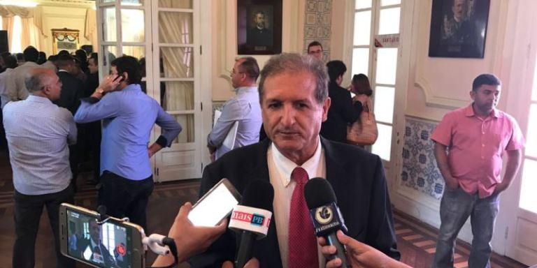 Hervázio questiona MPF e diz que é inaceitável ser acusado porque denunciou corrupção