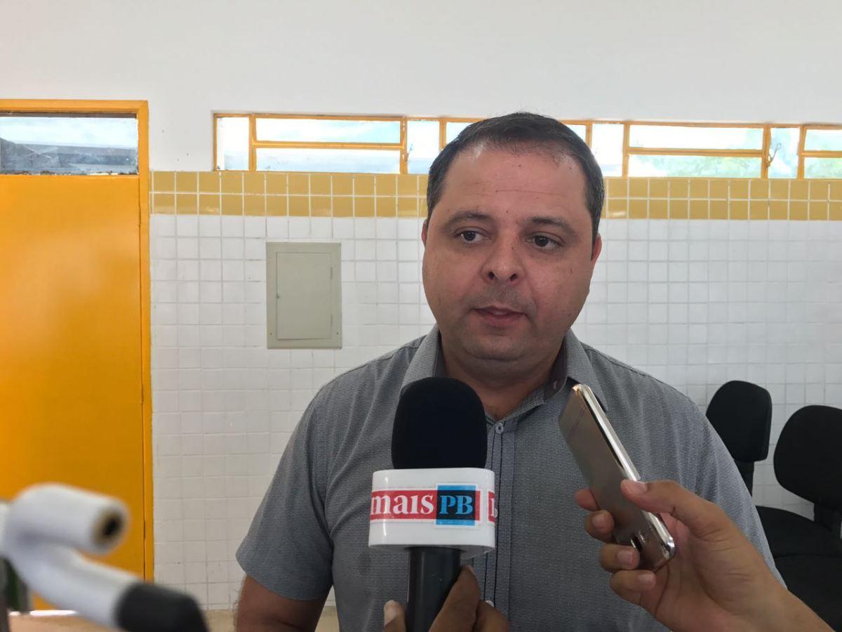 Cargo na PMJP: Marmuthe diz que é um soldado e está pronto para qualquer missão