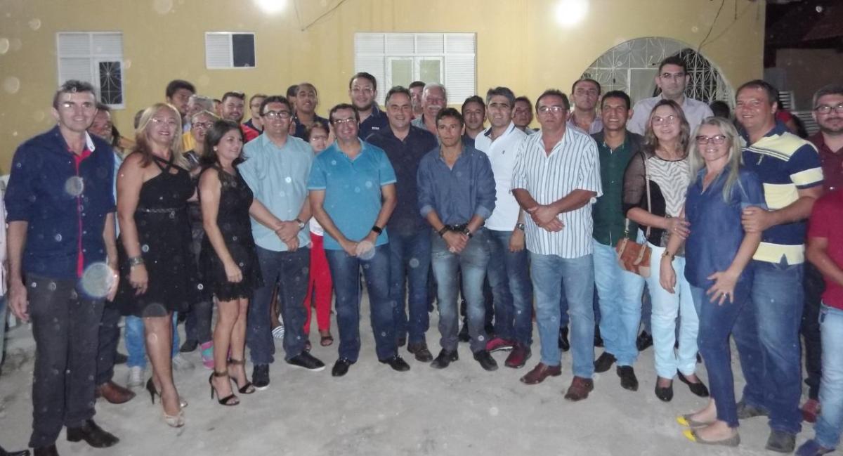 Lideranças do Seridó e Curimataú cobram candidatura de Cartaxo ao Governo do Estado