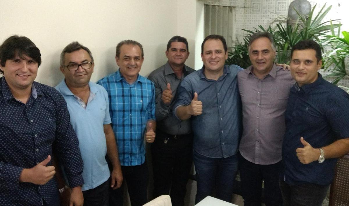 Luciano Cartaxo é recebido por lideranças de 12 cidades do Vale do Mamanguape