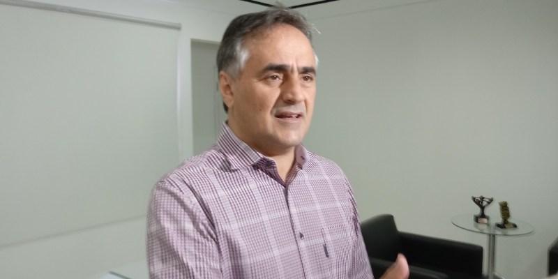 """""""Essa é uma decisão que cabe ao governador"""", diz Cartaxo sobre escolha de João Azevedo"""