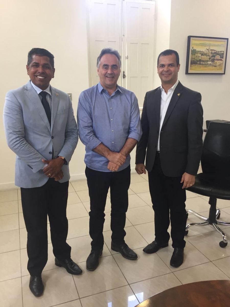 Articulação: Jutay Meneses tira licença e suplente assume vaga na ALPB