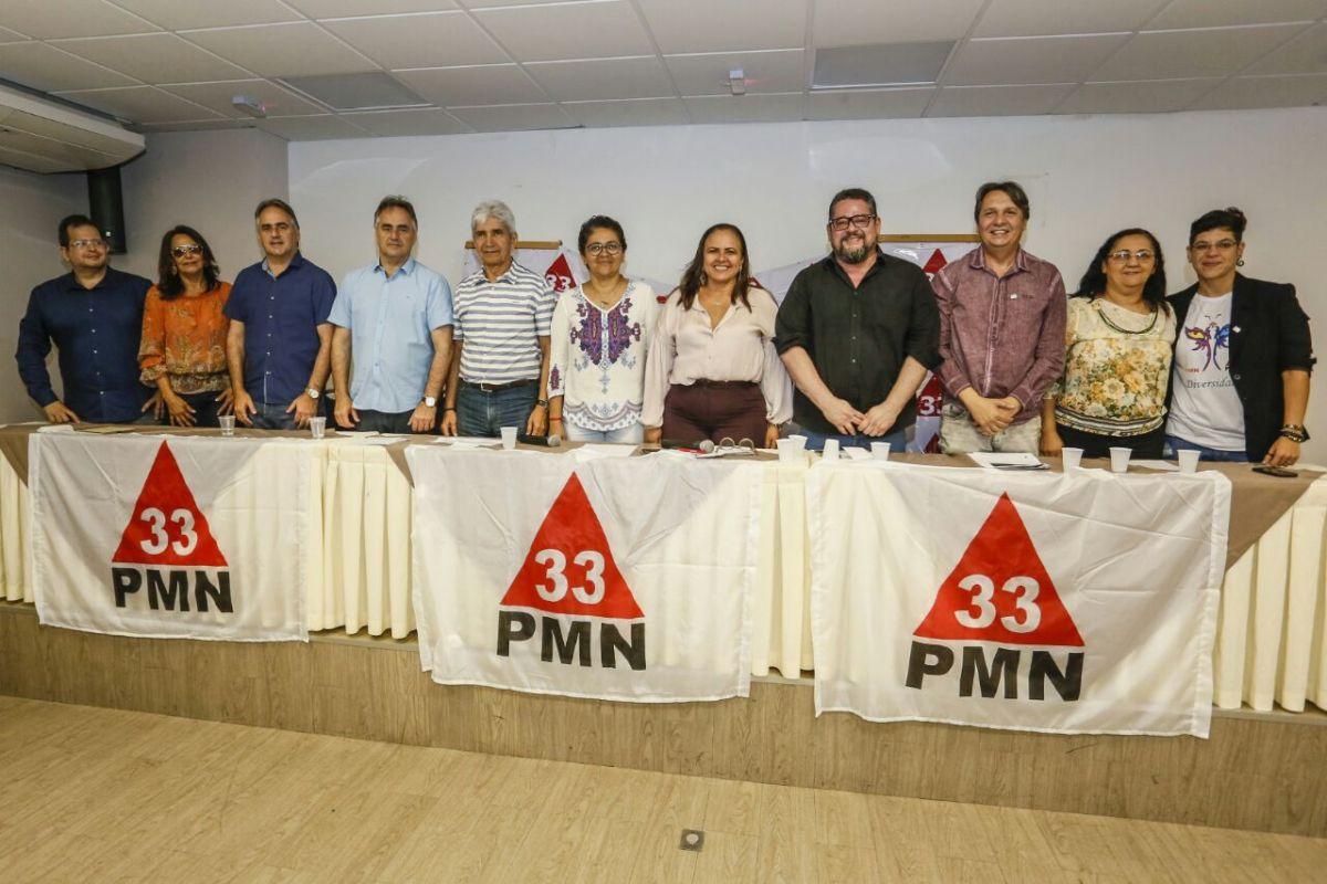PMN oficializa em congresso apoio ao nome de Cartaxo para o Governo