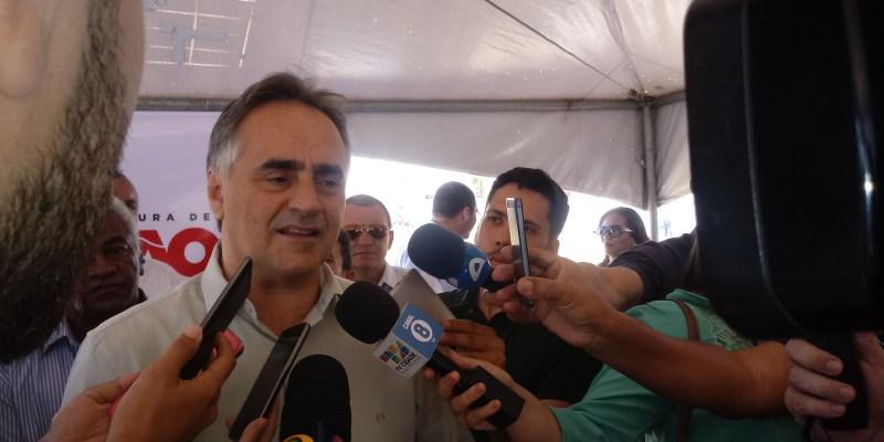 """Cartaxo rebate críticas sobre visita ao interior: """"A oposição está sem discurso"""""""