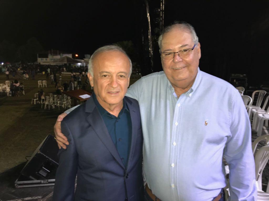 BASTIDORES: Branco Mendes se reúne com presidente do PHS e pode se filiar ao partido