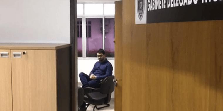 BASTIDORES: Luiz Antônio faz visita misteriosa a Berg Lima no 5° BPM