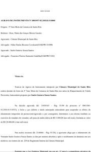 20180430 102606 - Desembargadora determina novo afastamento do presidente da Câmara de Santa Rita
