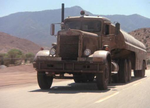 Peterbilt 281 do filme Duel (Encuralado)