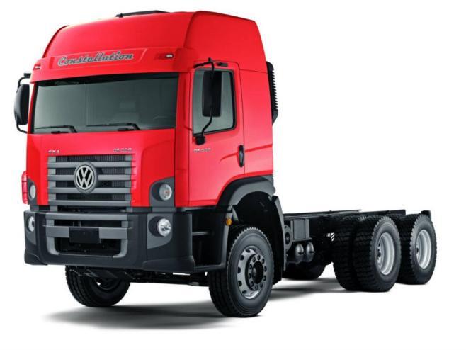 Volkswagen Constellation 31-330