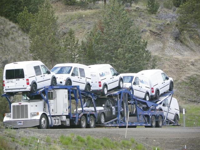 peterbilt car carrier