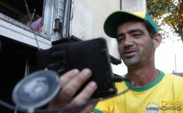 Caminhoneiros - Jogos da Copa do Mundo (1)