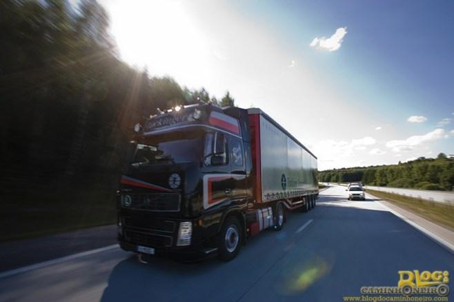 Caminhao Volvo - Europa