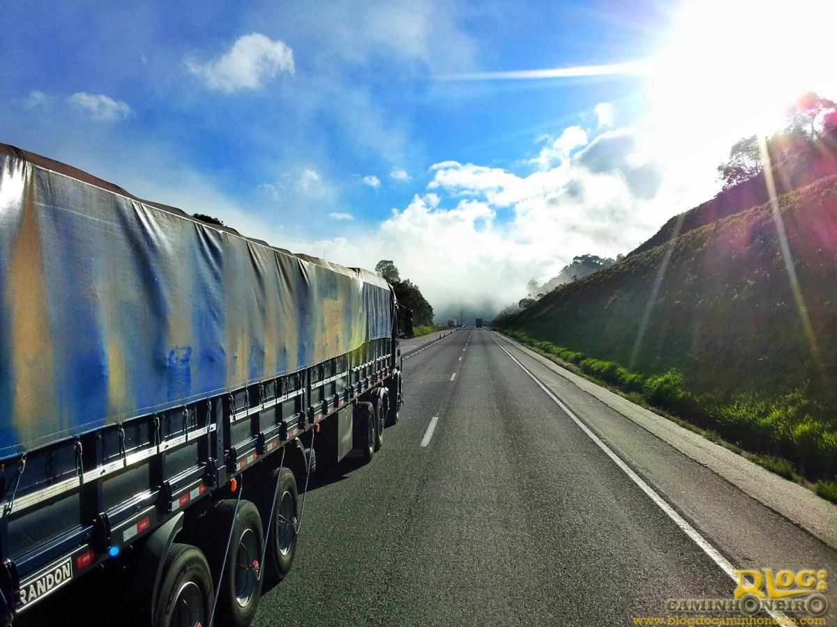 PRF divulga períodos de restrição ao tráfego de veículos de carga em feriados