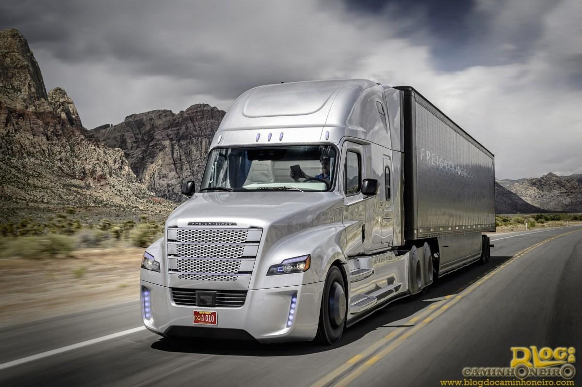 Carros e caminhões autônomos poderão acabar com milhões de empregos
