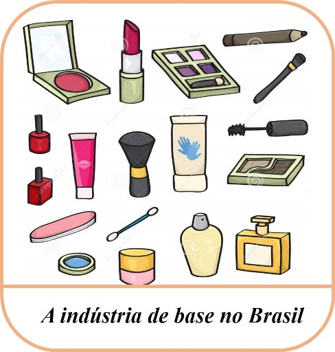Indústria de base ou indústria de blush