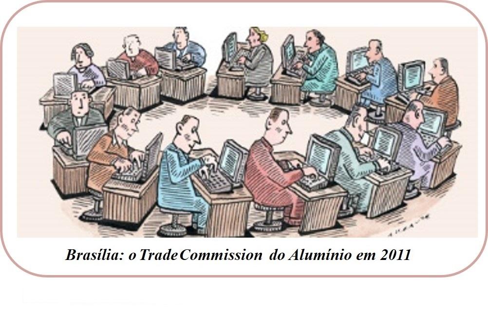 O que aconteceu com o nosso trade commission de 2011?  Pt 2