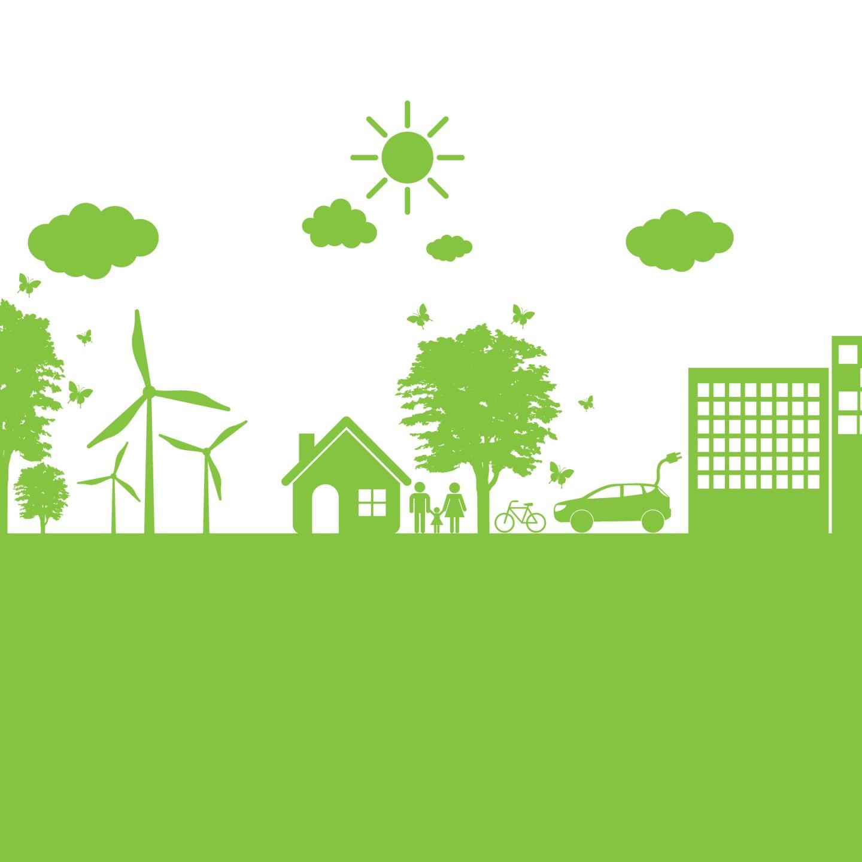 A força do verde