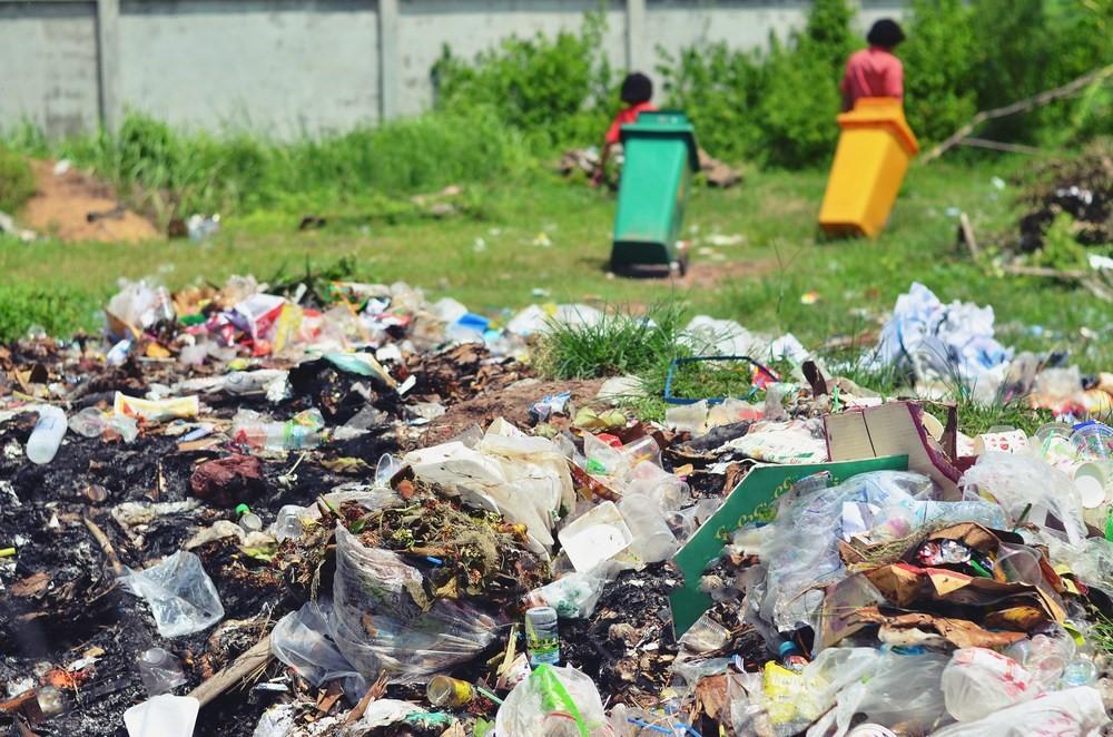 Vamos falar sobre reciclagem?