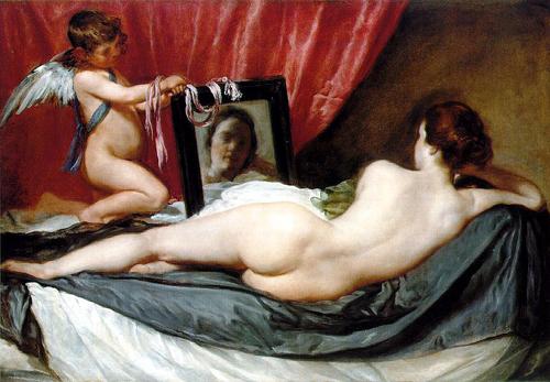 Diego de Velaquez_Venus del Espejo_1659 500