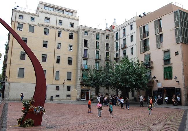 1 - Francesc X. Ventura i Teixidor- fundación arquia - Barcelona, Fossar de les Moreres. 2016.