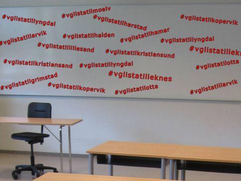 Reklame i skolen