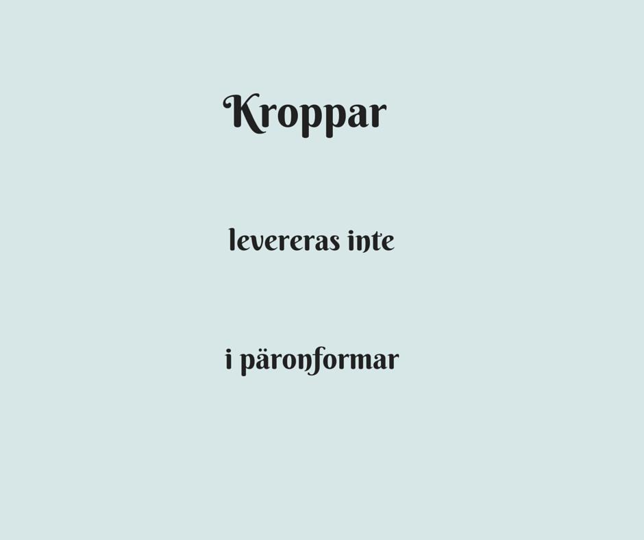 Kroppar (1)