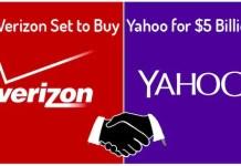 Verizon Akuisisi Yahoo!