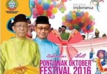 Pontianak Oktober Festival 2016