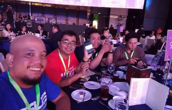 Zenvolution 2016 - Gala Dinner with Pontianak Blogger Community