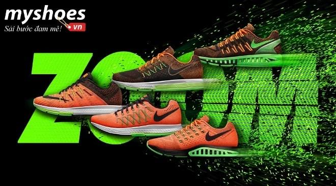Những mẫu giày Nike chính hãng đáng mua nhất dành cho chạy bộ
